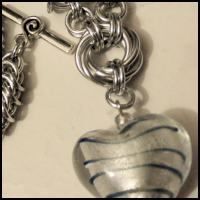 Unchained Heart Necklace
